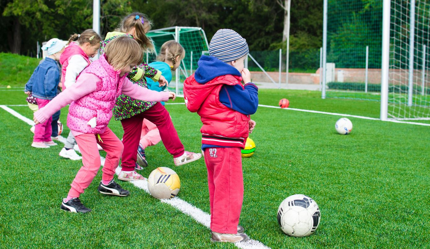5 Amazing U6 Soccer Drills for kids