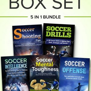 Chest Dugger 5 Book Soccer Coaching Bundle